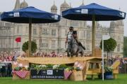 EQUESTRIAN: Burghley hat-trick a prize to savour for Andrew