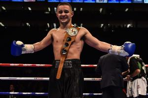 Hughes gets English title chance