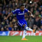 Swindon Advertiser: Didier Drogba scores Chelsea's second from the spot