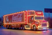 The legendary Coca Cola truck is coming to Wharf Green on Saturday