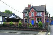 The Old Nick pub in Wootton Bassett near to where the accident occurred