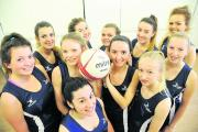 New College's Under 19s netball side
