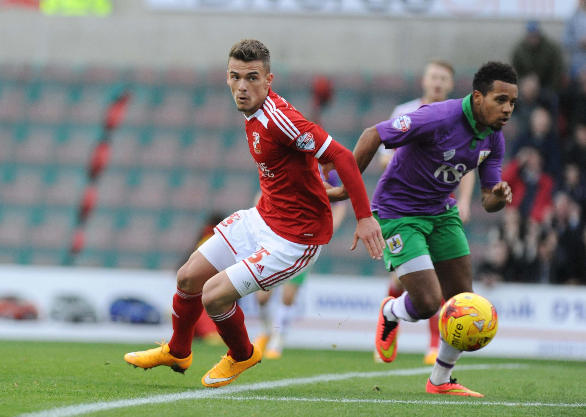 Harry Toffolo has extended his stay until the end of the season
