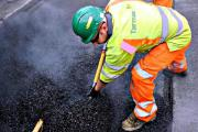 Almost 400 miles of Highways Agency roadworks will cease over Christmas and the New Year