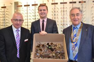 Recycle your specs for charity