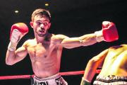Ryan Martin will next fight on a KM Promotions bill in April at the GL1 Leisure Centre