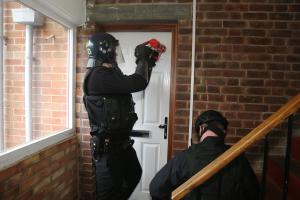 VIDEO: Three arrests made and cannabis factory found in Operation Harness raids
