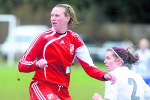 LADIES FOOTBALL: Rich pickings as Town are held