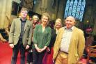 Dominic Kirwan, Charlotte Corderoy, Nicola Hoar, Claire Beaton and Stephen Henderson, Church Organ Grade 5 and over