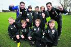 Highworth Town FC mascots