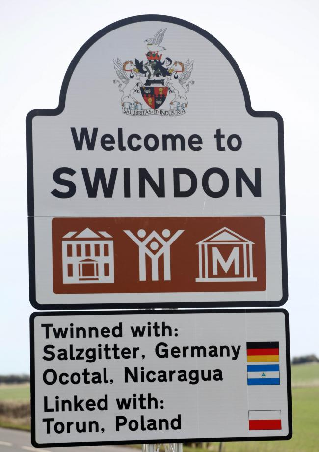 Swindon and Wiltshire have been highlighted in a new report. Picture: Vicky Scipio