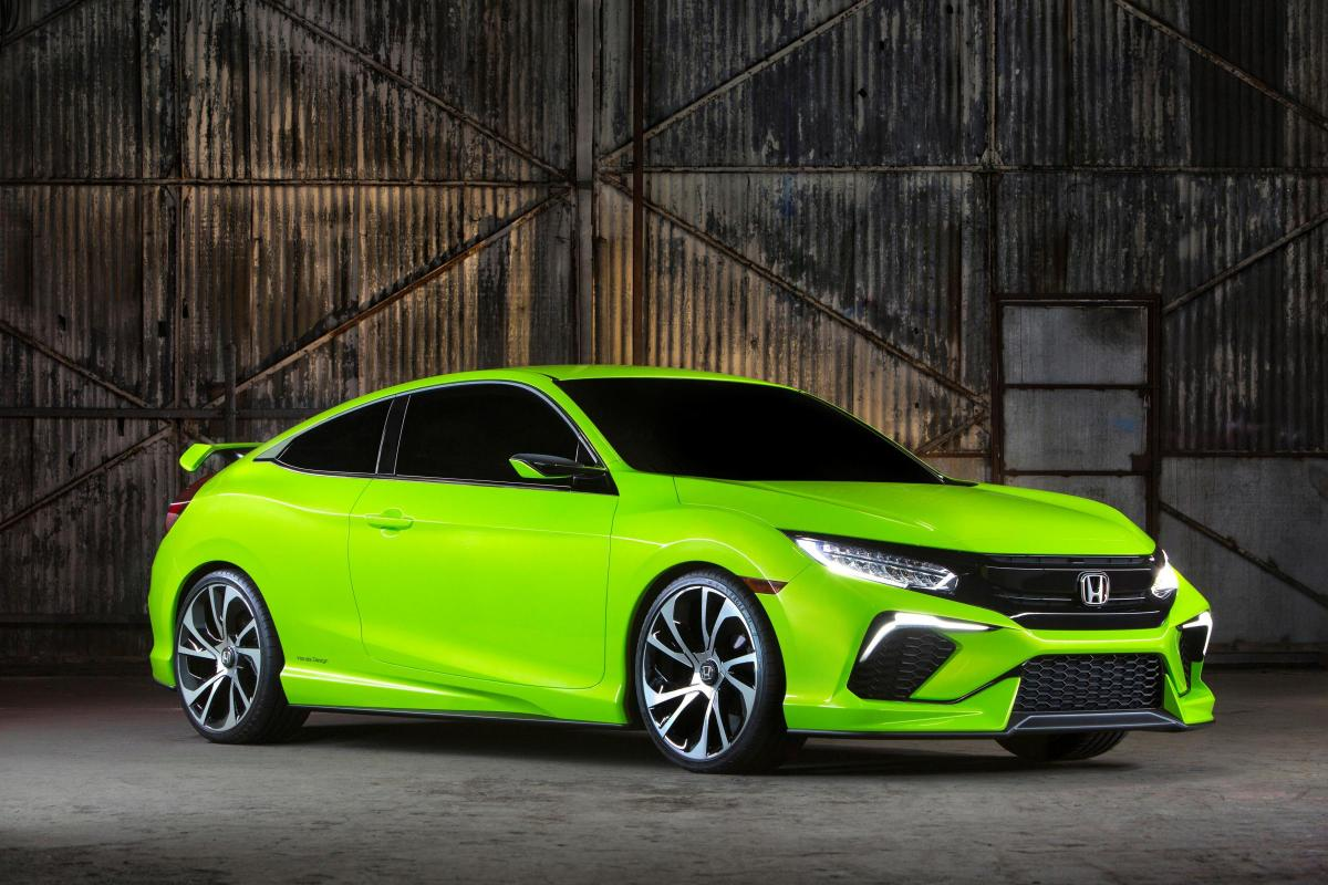 Swindon Made Honda Civics Will Be Exported To America