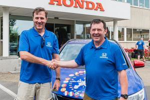 100mpg Honda sets world record for fuel efficiency