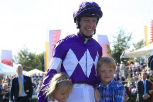 Hughes overwhelmed by Goodwood finale
