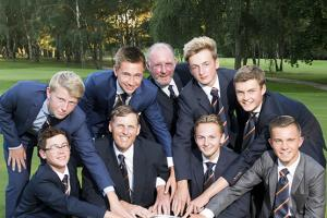 GOLF: Wiltshire youngsters claim county crown
