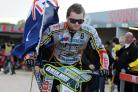 Justin Sedgmen is back with Swindon Robins