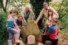 In 1991 Toothill School in Swindon undertook a project to trace the history of Snap which included laying a memorial stone where the hamlet once stood