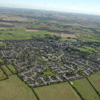 Swindon Advertiser: Highworth aerial