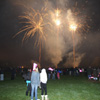 Swindon Advertiser: Highworth fireworks