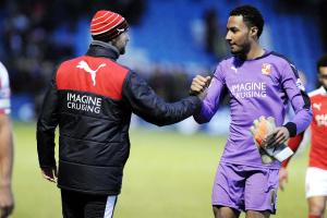 Vigouroux delighted to keep out the Gills