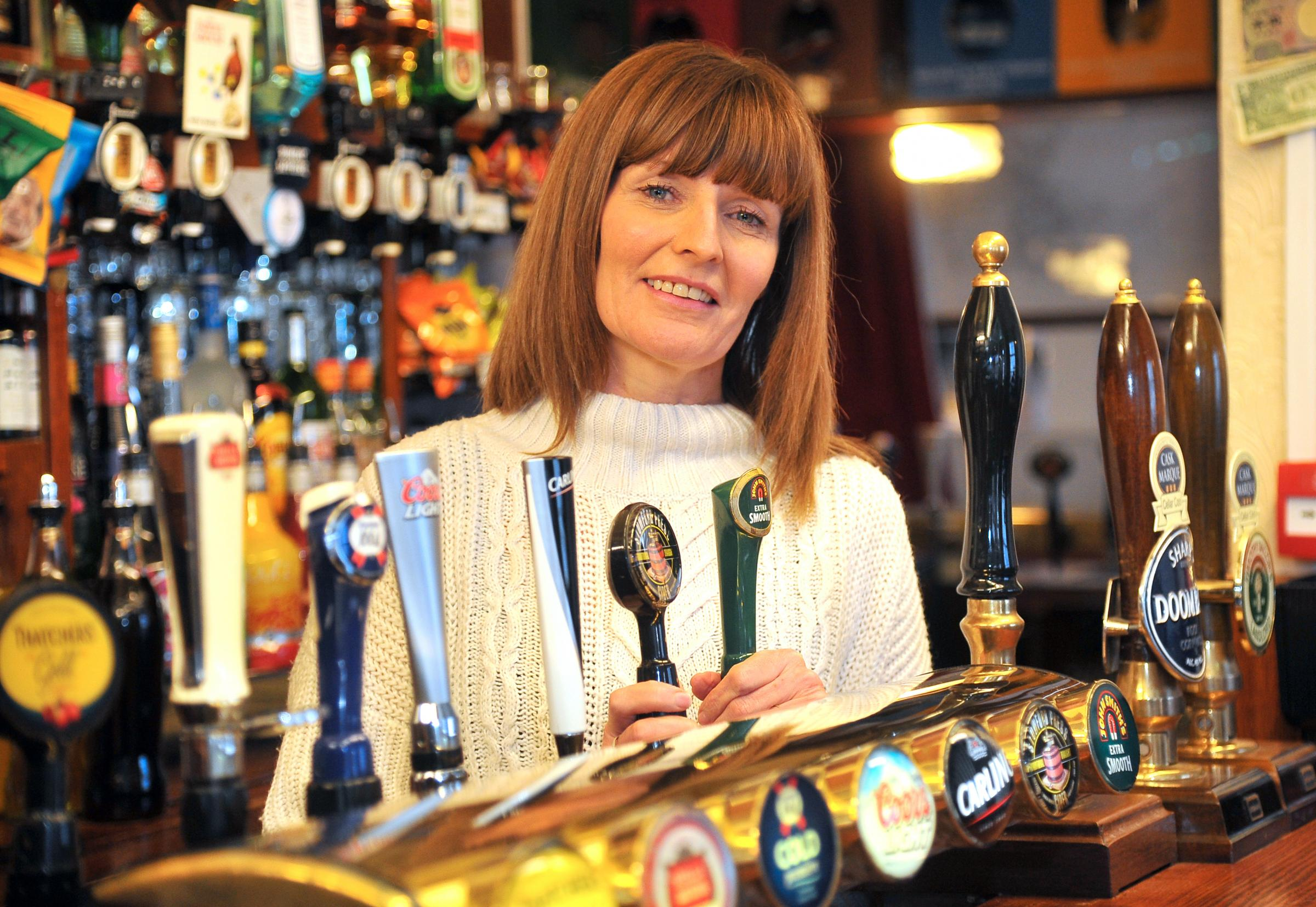 Pub landlady hopes to hand over reins at much-loved Castle Inn