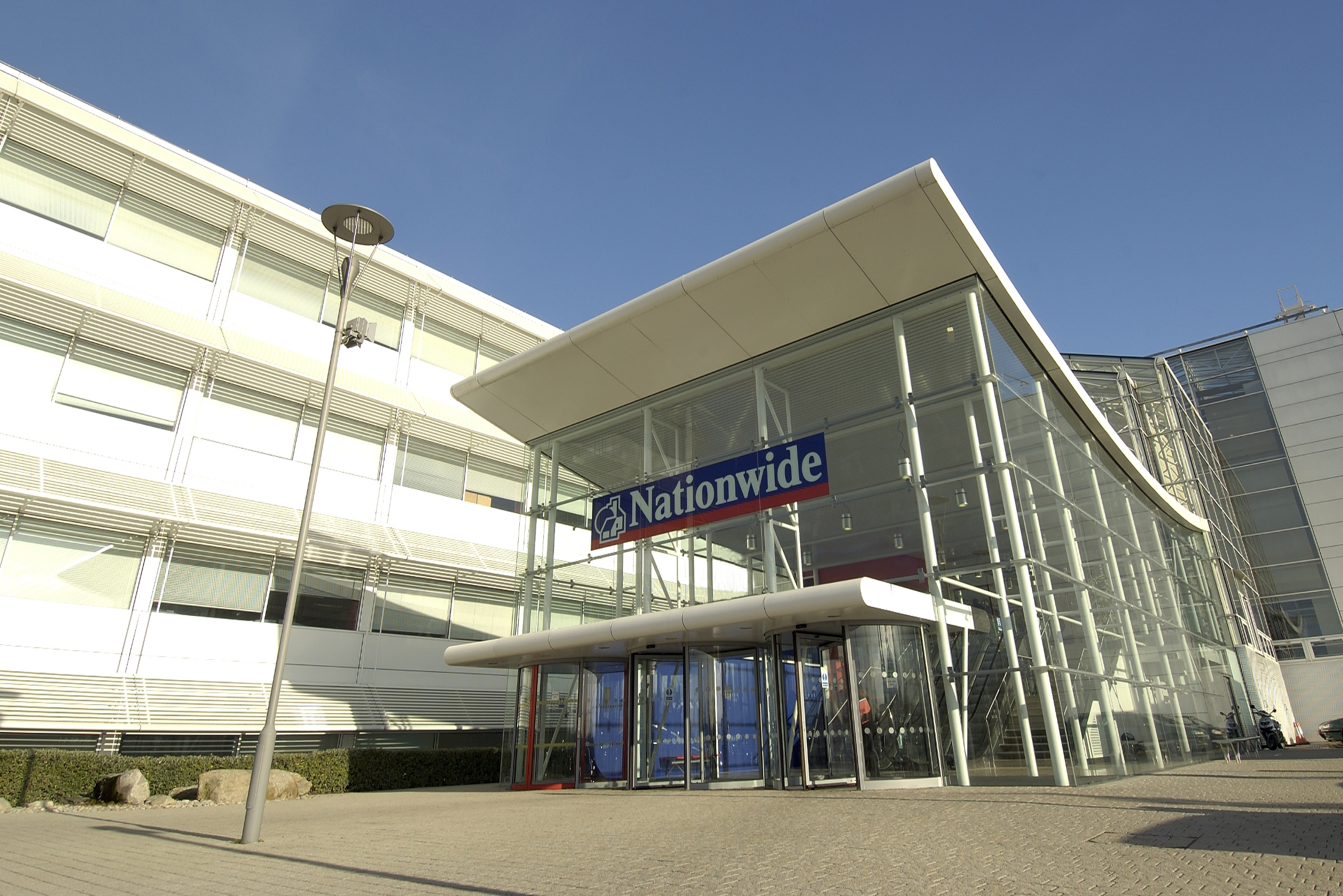Nationwide House, head office in Swindon.Credit: Pixmedia.www.pixmedia.co.uk.