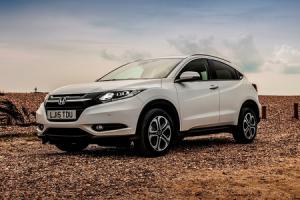 New HR-V has space and versatility of an MPV
