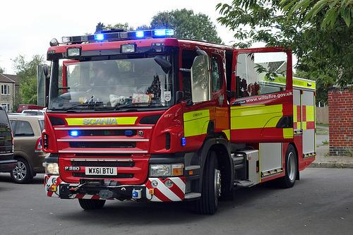 Firefighters called to Highworth dry cleaners' blaze