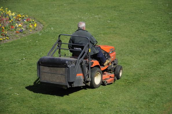 Grass cutting is just one of the services set to be passed to new and  existing