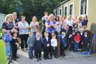 Lainesmead Primary School opens its brand new nursery. Picture by Dave Cox.