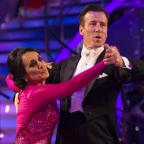 Swindon Advertiser: There was so much respect and love for Lesley Joseph on Strictly's opening show