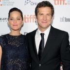 Swindon Advertiser: Guillaume Canet hits out at press over rumours Marion Cotillard had affair with Brad Pitt