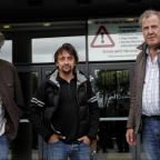 Swindon Advertiser: The gang are back together - Jeremy Clarkson, Richard Hammond and James May start filming The Grand Tour