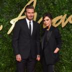 Swindon Advertiser: These posts from David and Victoria Beckham in China are TOO cute