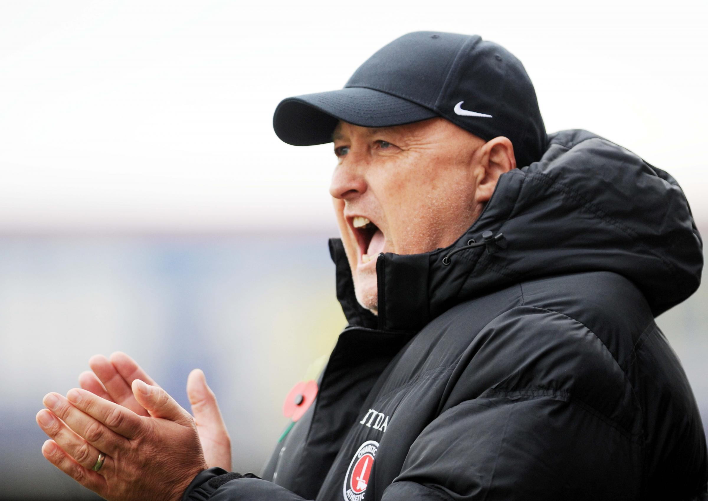 Former Charlton Athletic manager Russell Slade is now is charge at Coventry City