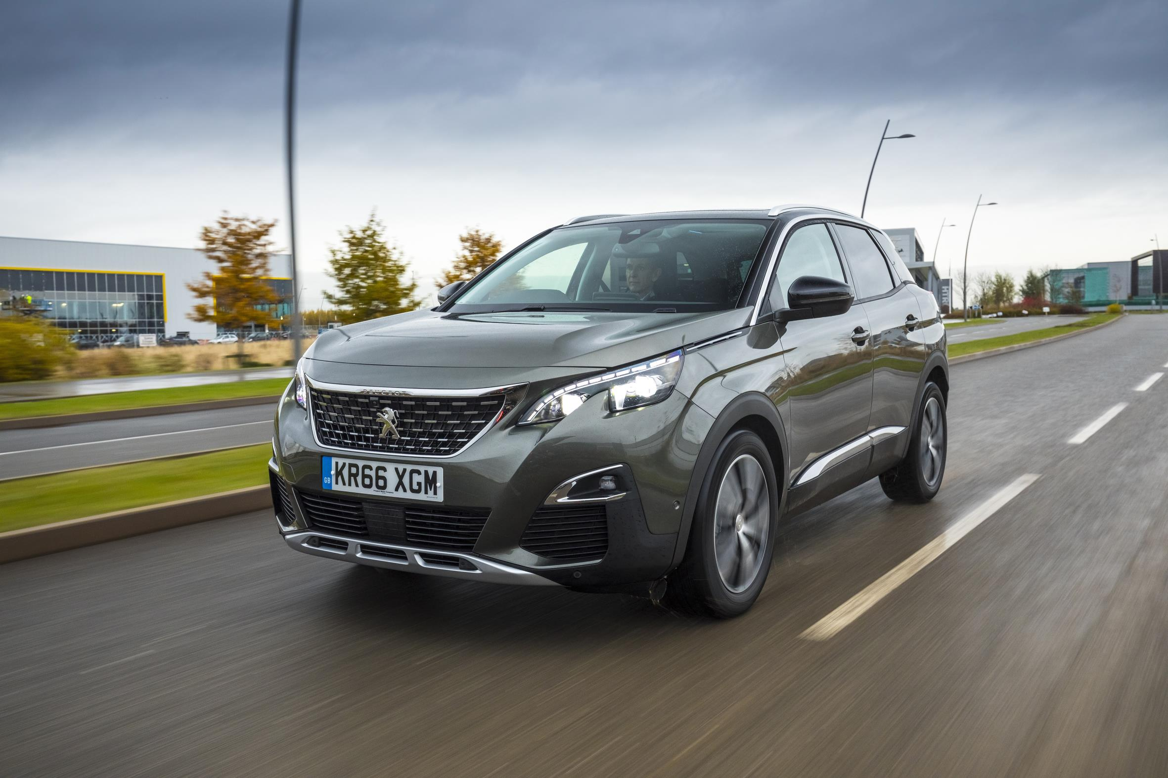 Great expectations from new Peugeot