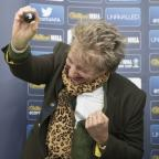 Swindon Advertiser: Sir Rod Stewart had more fun doing the Scottish Cup draw than anyone doing a cup draw ever has