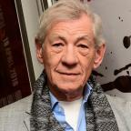 Swindon Advertiser: Sir Ian McKellen went to the Women's March in London with the BEST poster you could imagine