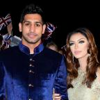 Swindon Advertiser: Amir Khan says 'marriage is brilliant' as he discusses sex tape release