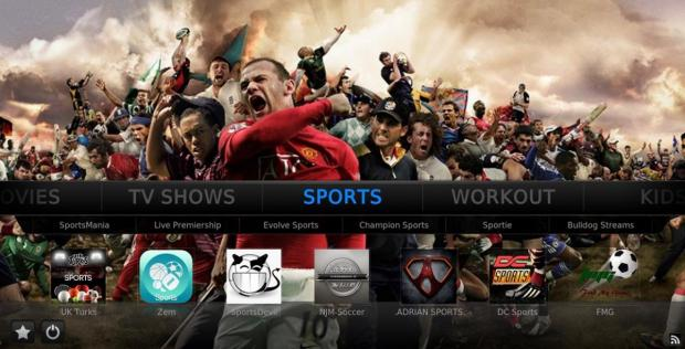 116 Kodi add-ons you're probably watching which may breach copyright