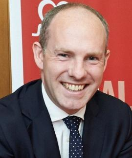 Justin Tomlinson MP for North Swindon
