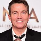 Swindon Advertiser: Bradley Walsh 'just laughed' when he was named UK's most successful debut artist