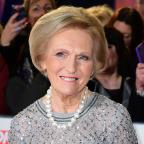 Swindon Advertiser: Mary Berry advises Bake Off contestants: Keep the tears in check