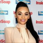 Swindon Advertiser: Chelsee Healey cried when she found out she was pregnant