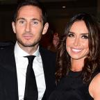 Swindon Advertiser: Frank Lampard and wife Christine spill the beans on their marriage