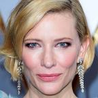Swindon Advertiser: Cate Blanchett performs in drag show in the Big Apple