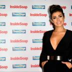Swindon Advertiser: Kym Marsh is proud of Corrie for tackling truthful stillbirth storyline