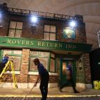 Swindon Advertiser: Corrie filming cancelled as Storm Doris tears through Manchester