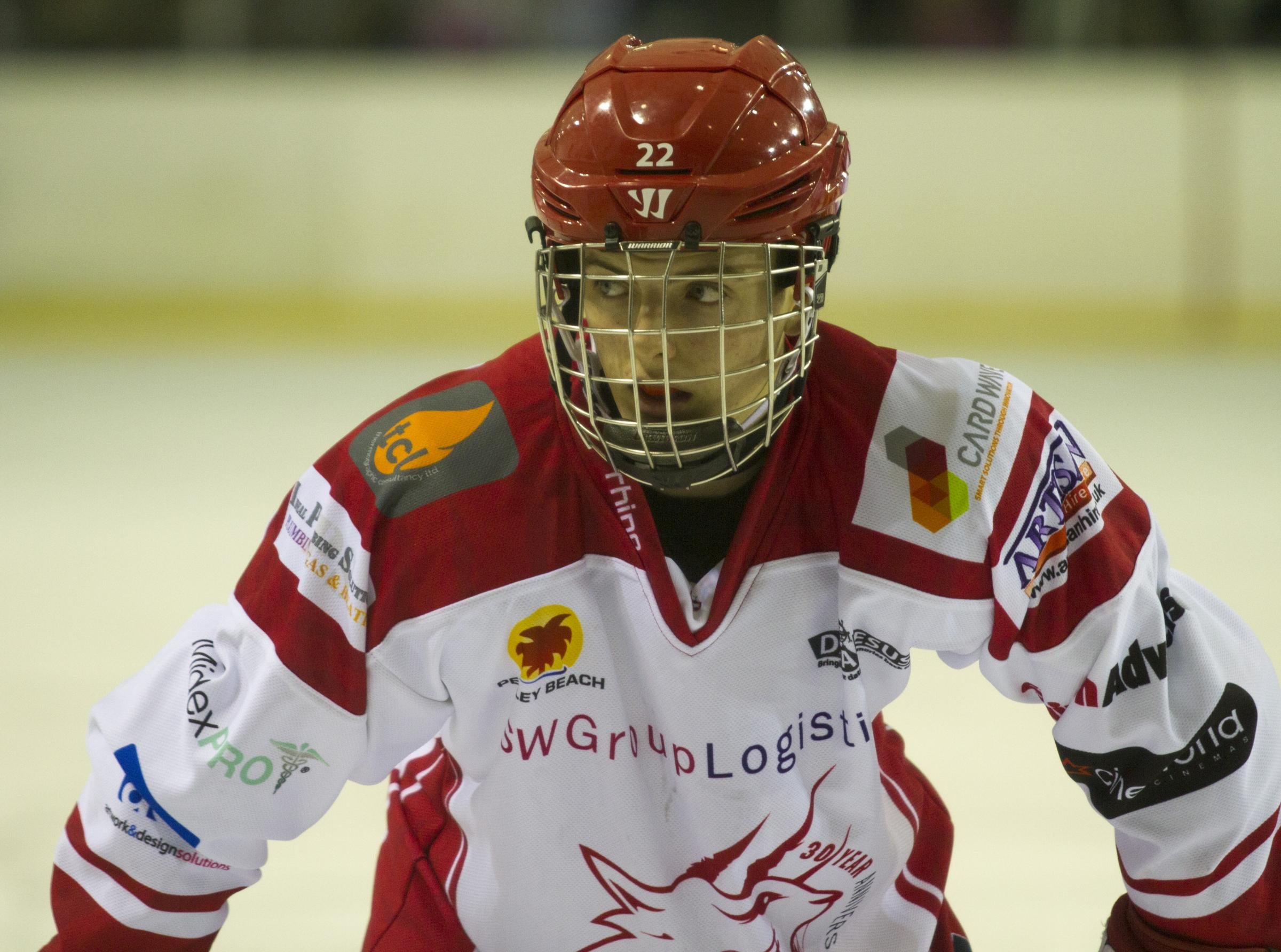 UK: Youngster Jordan Kelsall Still Available For Swindon Wildcats After Signing Nottingham Panthers Deal