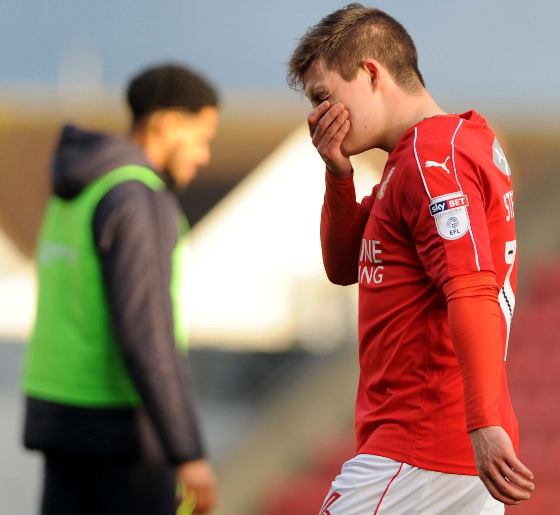 Jordan Stewart has been fined by Swindon Town alongside Lawrence Vigouroux, Brandon Ormonde-Ottewill and James Brophy